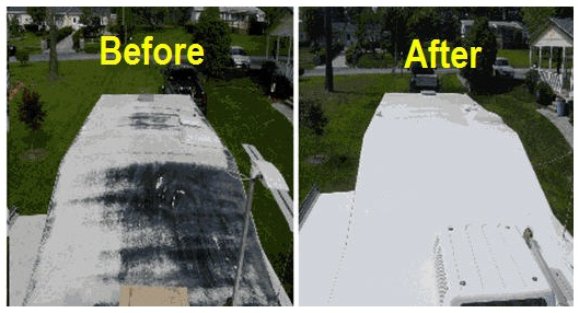 Mobile Home Roof Leak