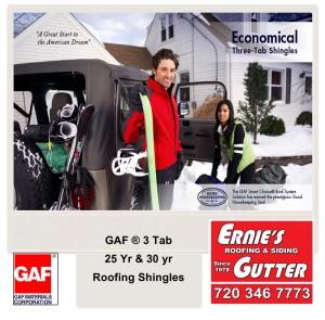 GAF Roofing Shingles Denver