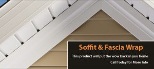 Soffit And Fascia Wrap Products Roofing Siding Gutter