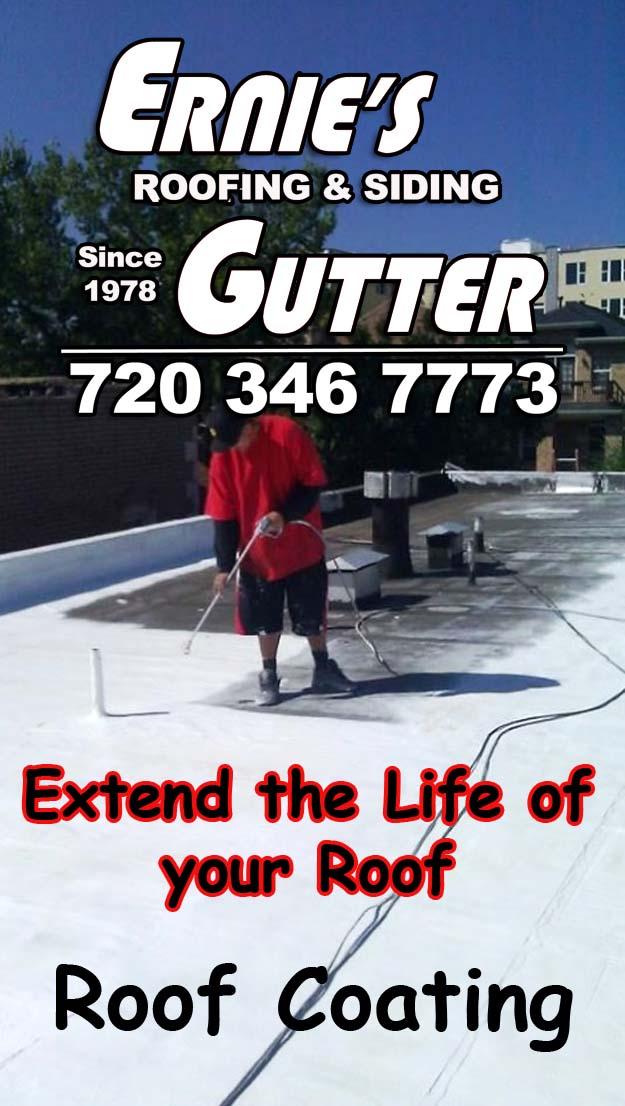 Roof coating Denver